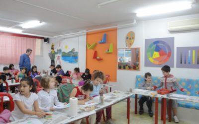 Επίσκεψη 2 τάξεων του 3ου Δημοτικού Σχολείου στο εργαστήρι