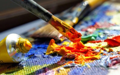 Τα σύνεργα ενός ζωγράφου